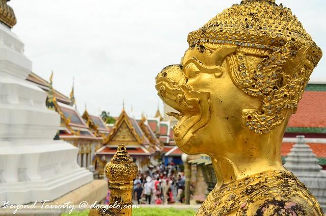 statue # 1 grand palace bangko