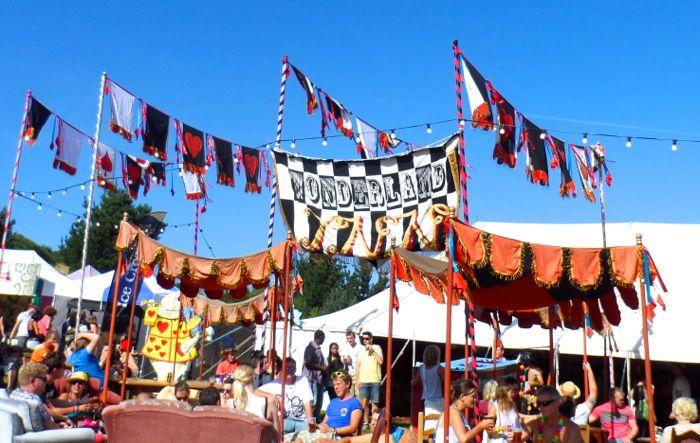 Wonderland Tent