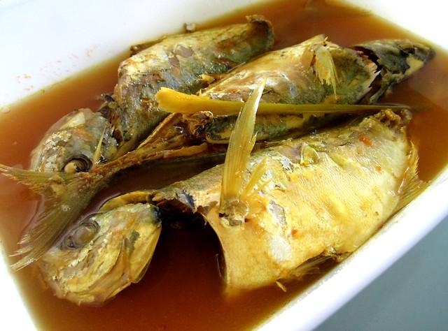STP's ikan masak kunyit 2