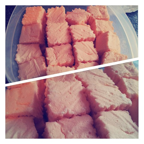 Cinnamon Carrot Marshmallows