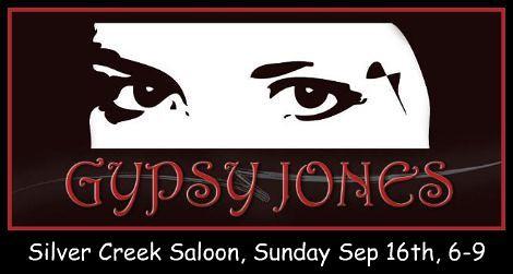 Gypsy Jones 9-16-12