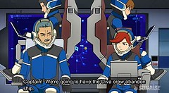 Gundam AGE 4 FX Episode 48 Flash of Despair Youtube Gundam PH (88)