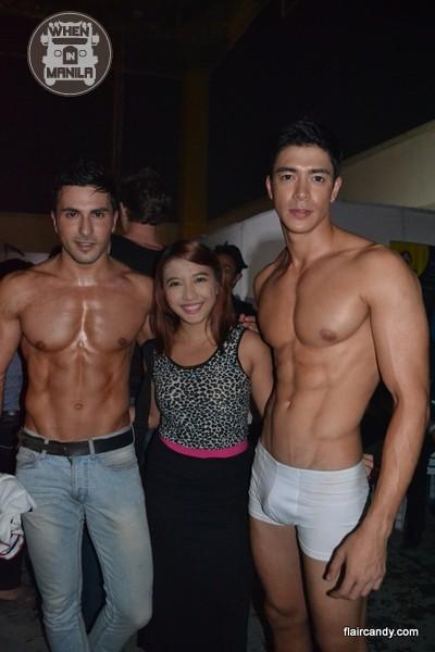 Cosmo Bachelor Bash 2012 photos