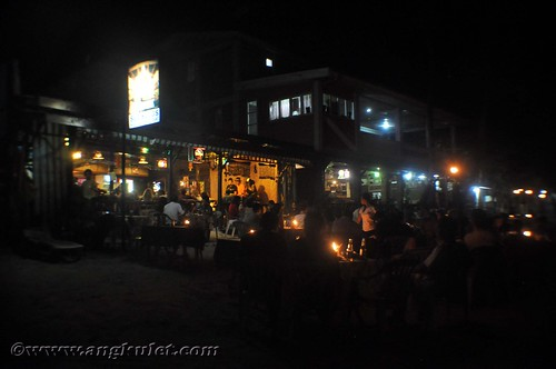 Sea Slugs Beach Bar And Resto, El Nido, Palawan