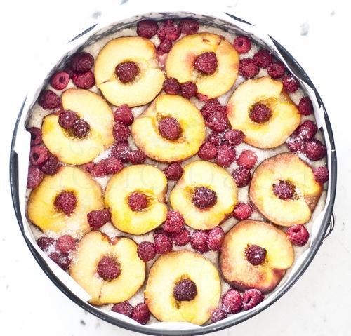 peach cake (1 of 1)