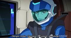Gundam AGE 4 FX Episode 46 Space Fortress La Glamis Youtube Gundam PH (60)