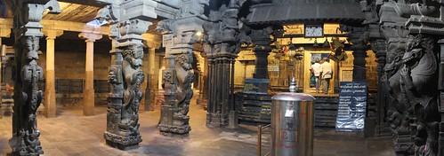 Gandhimathi Ambal shrine