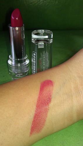 Penshoppe Rouge Lipstick Satire swatches