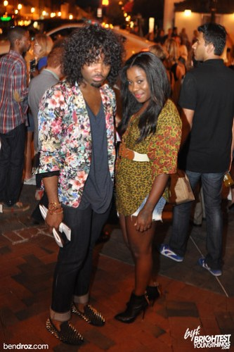 Sep 9, 2012 -Fashion Night Out BYT-32 - Ben Droz