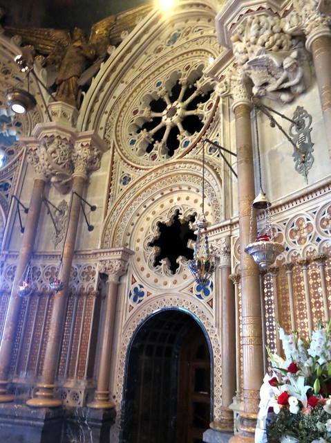 neo-Romanesque prayer chapel
