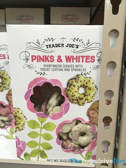 Trader Joe's Pinks & Whites