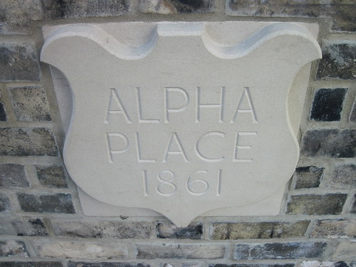 Alpha Place Memorial, Saltburn
