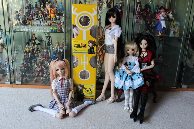 Dollfie Dream Rise Kujikawa