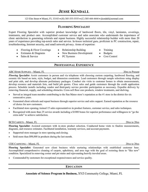 Perfect Resume Examples  onebuckresume resume layout re  Flickr  Photo Sharing