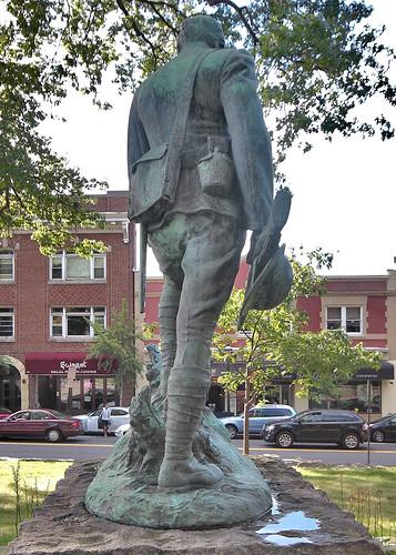 Tarrytown NY, World War One Memorial