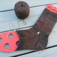 WIP Wednesday: Knitting on…the sweater?!