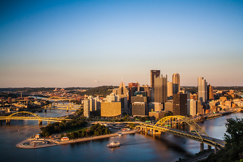 City of Steel - Pittsburgh [Explored]
