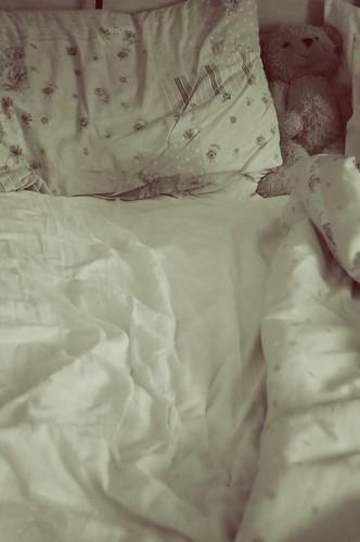 Day 19: Where I slept