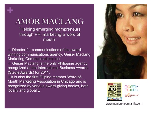 Amor Maclang profile