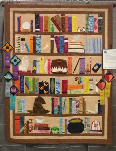 The Project of Doom at the AAQG's QuiltFest 2012