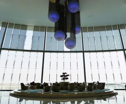 The Lobby @ Etihad Towers, Abu Dhabi