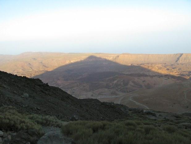Sombra El Teide