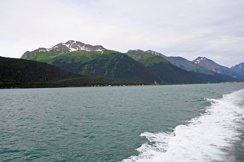 leaving Seward