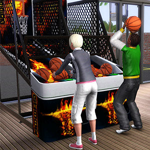 Arcade and Normal Basket Ball Hoops Premium Content Coming Soon!