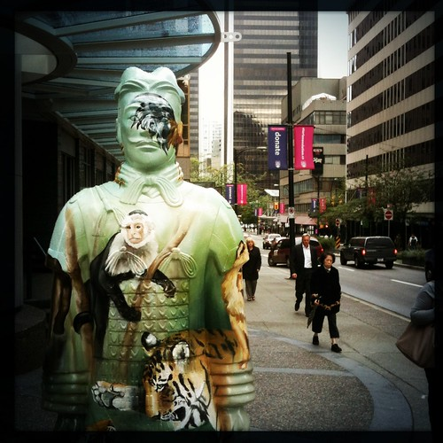 terracotta warrior Twelve