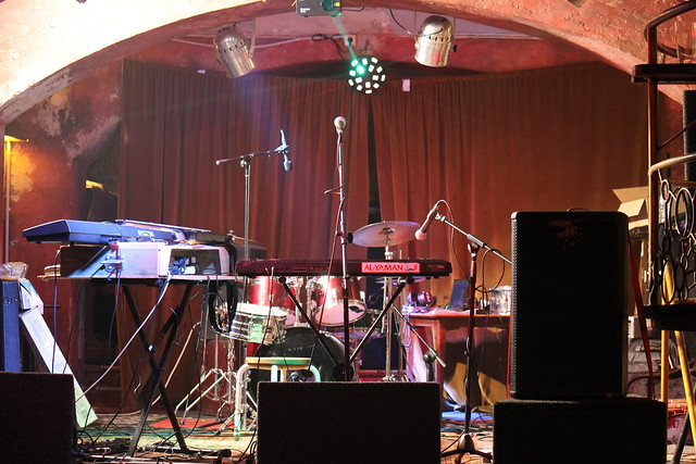 SteakHouse Orchestra's set, Club XT3