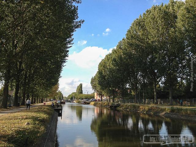 canal de Roubaix, bief du nouveau monde