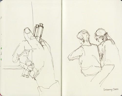 Drawing Class 001