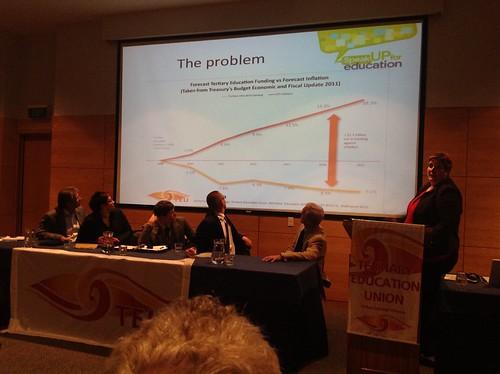 TEU Future of Tertiary Education Panel