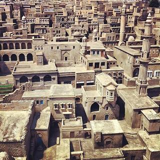 Rock houses of Mardin