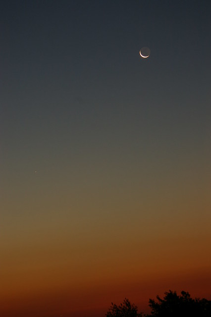 Mercury and Waning Moon (click image for rest of album)