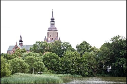Kirche in Stralsund