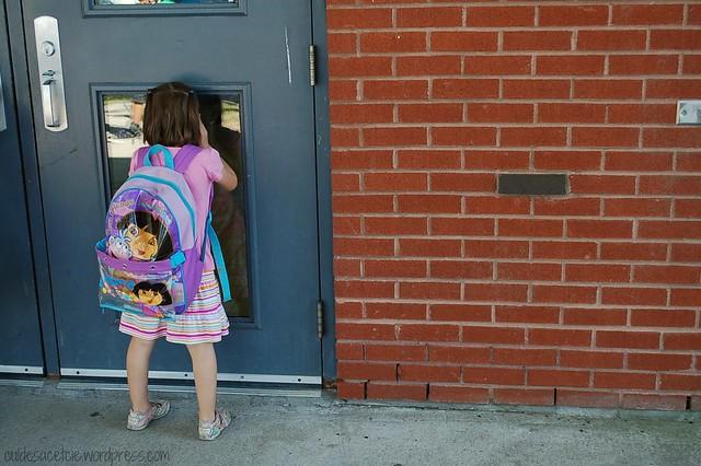 My last baby at school...