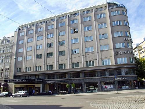 460 Hotel Continental - Oslo