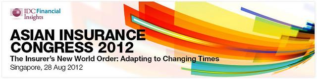 Asian Insurance Congress 2012