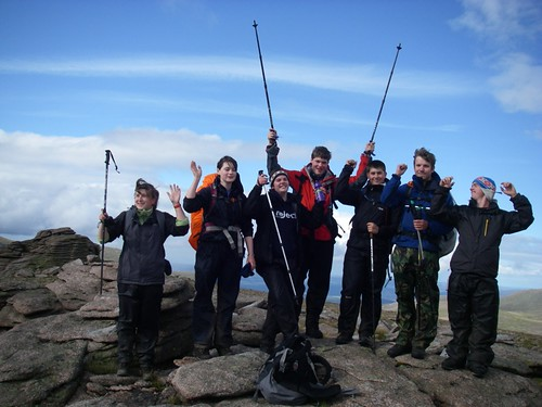 DofE Gold Expedition Assessment