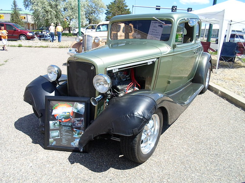 1933 Chevrolet Master Coupe