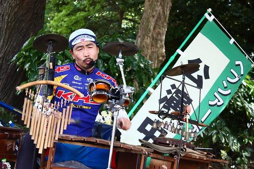 Cyclo-drummer