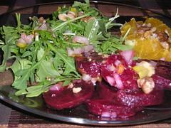 Beet Orange Salad