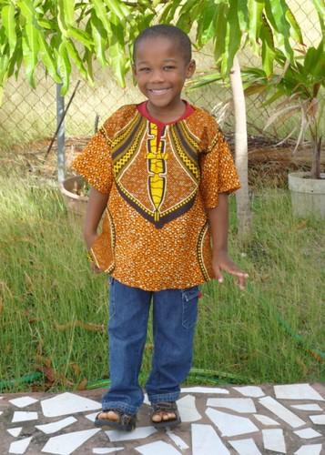 African Dashiki 2012