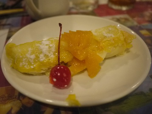 Mango Crêpe