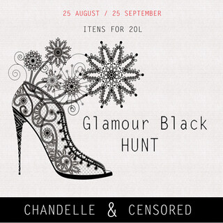 Glamour Black Hunt