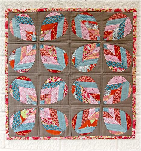 Finished brit quilt