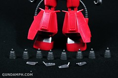 HCM MS-06R-2 Johnny Ridden's Zaku-II (144 scale) 1984 make (30)