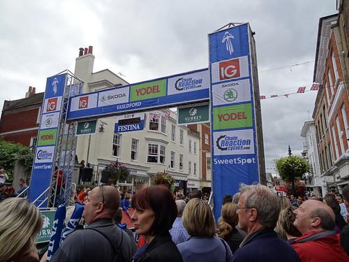 Tour of Britain - Guildford 01