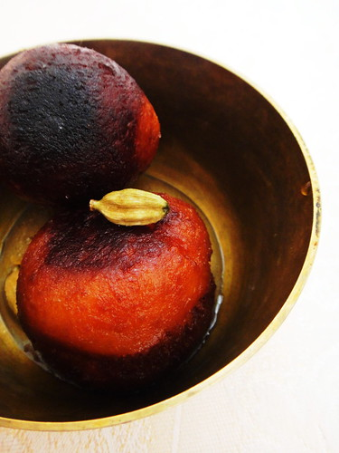 Mauritian Rasgulla The Dark One Inspired To Bake